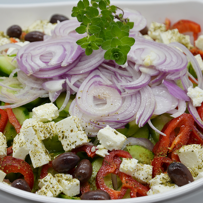 xoriatikh salata mpoufe ktima deka